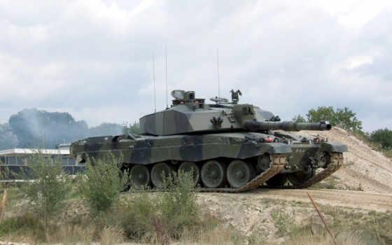 challenger, танк, предыдущая