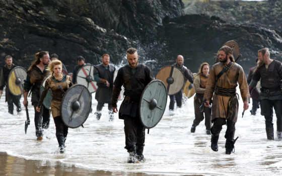 викинги, серия, vikings, historical,