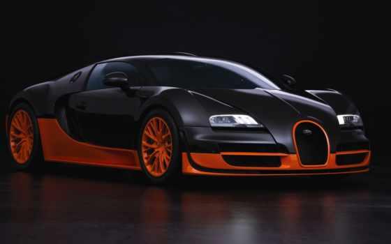 mai, din, cea, lume, veyron, rapida, masina, са, bugatti, июл, супер,