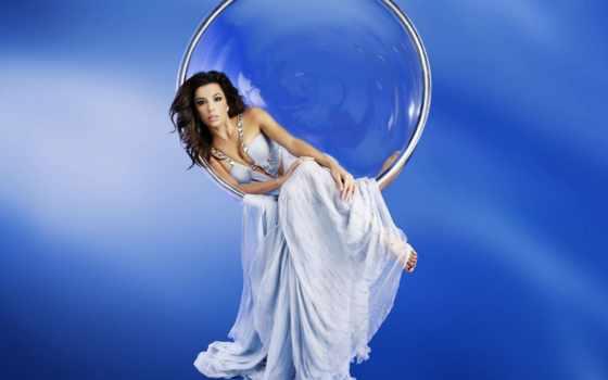 white, платье, longoria, eva, девушка, модель, desktop, images,