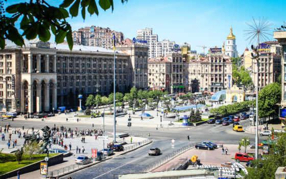 киев, ukraine, столица