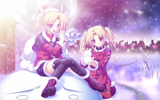 anime, winter, нравится