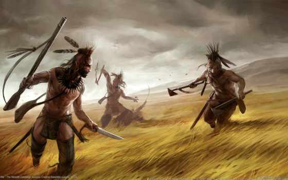 воин, метки, оружие, дикари, комментарий, game,