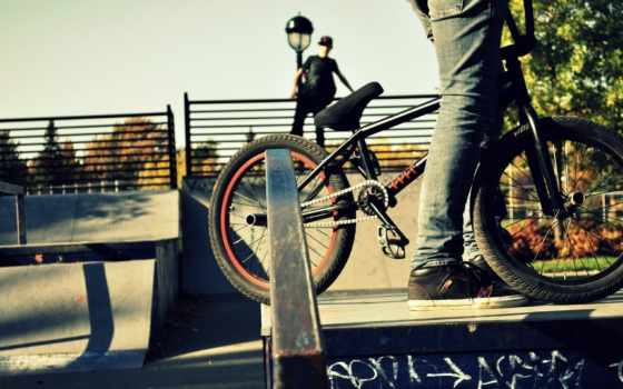 bmx, велосипед, description