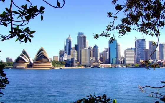 австралия, город, сидней