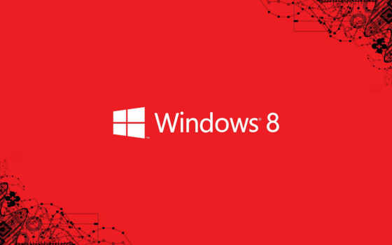 windows 8 красный - парк аттракционов
