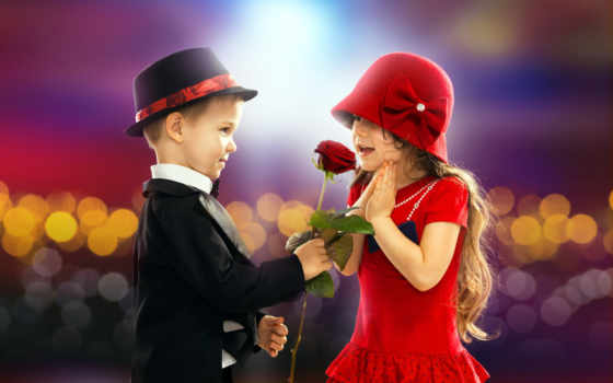 love, valentine, день