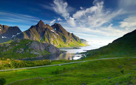 канада, landscape, landscapes