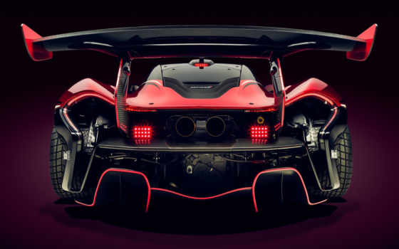 mclaren, gtr, супер, concept, car,