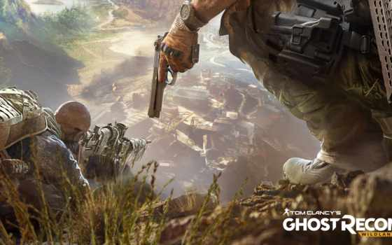 ghost, recon, wildlands, tom, clancy,