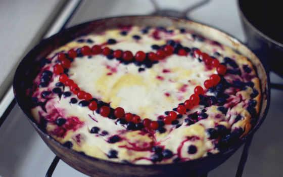 ягоды, смородина, еда, черника, хлеб, соус,