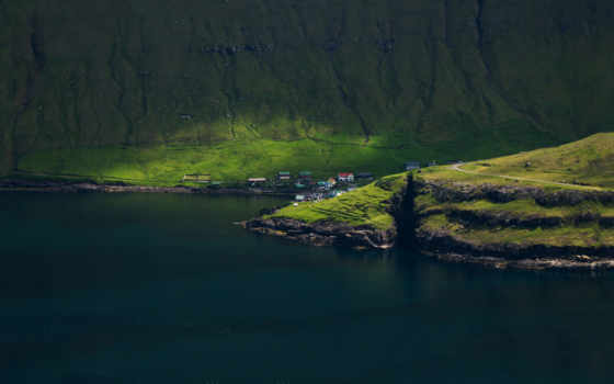 faroe, islands, красивые, landscape, photos, perez, elduvik, top,,
