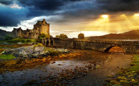 castle, красивый, castles