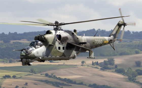 ми, вертолет Фон № 21321 разрешение 2560x1600