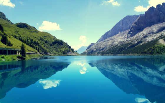 природа, красивые, красивая