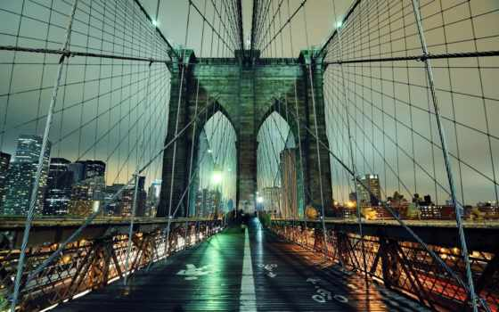 бруклин, мост, york Фон № 113529 разрешение 1920x1200