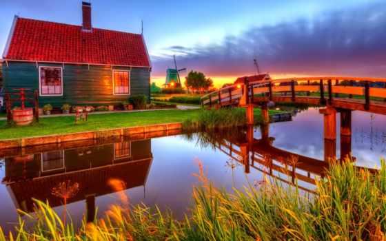 место, peaceful, красавица, сказочная, природы, природа, нояб, за, яркие, уныние,