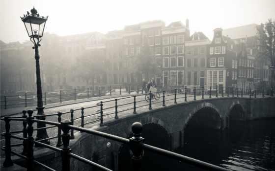чёрно, белые, amsterdam