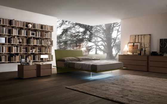 спальни, современные, design