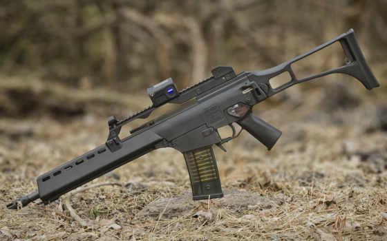 акпп, винтовка, assault