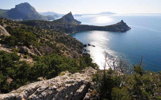 крым, море, природа