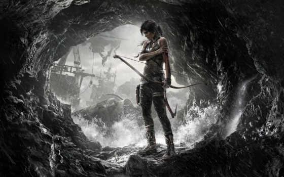 tomb, raider, game, лара, игры, croft,