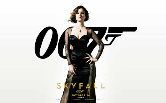 bond, skyfall, james, скарлетт, johansson, marlohe, бе,