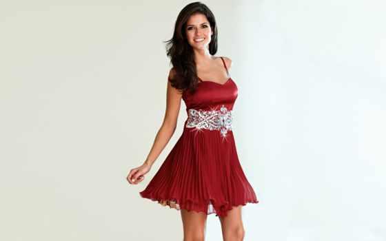 красивые, красное, платье, анимация, красного, анимации, belt, платья, поясом, наденете,