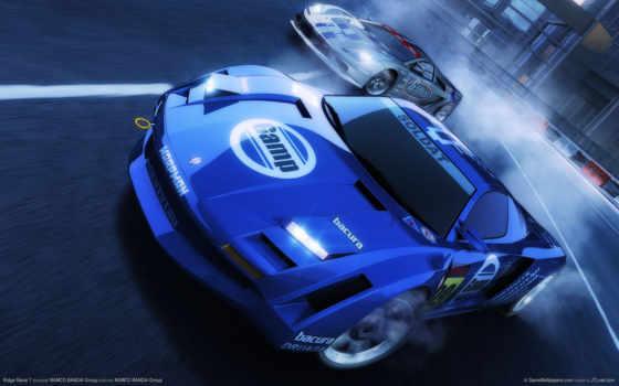 ridge, racer