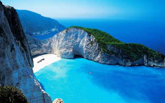 природа, desktop, amazing, beach, world, zakynthos, latest, bay, places, azure, greece, акции, sw, лагуна, lz, grecia, navagio,