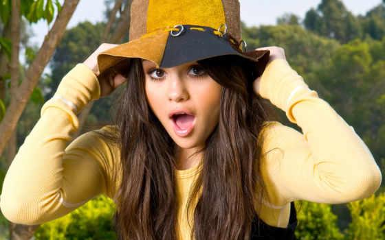 gomez, selena, шляпа