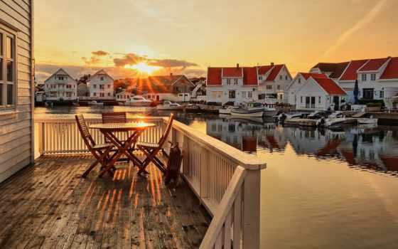 resort, город, unknown, день, norwegian