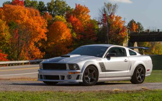 roush, mustang, ford