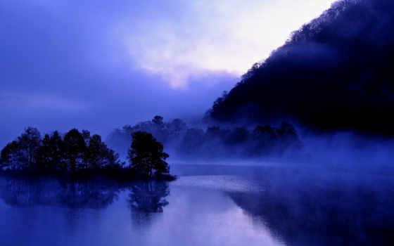 япония, туман, akimoto