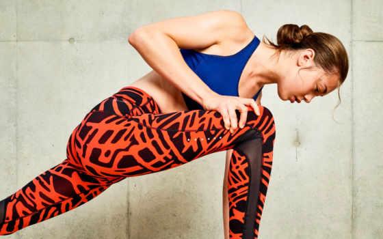 фитнес, women, workout