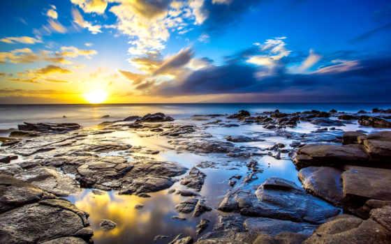 природа, небо, sun, закаты, ultra,