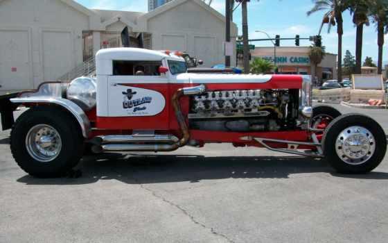 peterbilt, truck