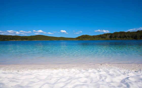 white, австралия, песок