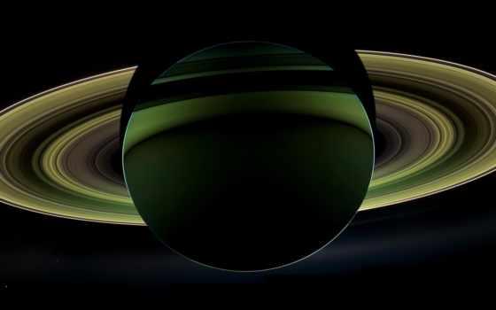 сатурн, cassini, planet