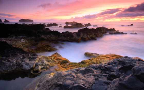 острова, азорские, португалия, океане, атлантическом, архипелаг,