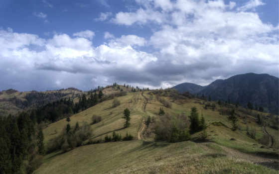 clouds, карпаты, ukrainian, mountains, deviantart, file, fondos,