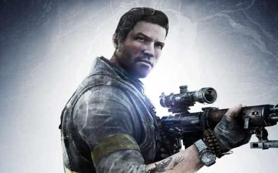 снайпер, воин, ghost, games, игры, бунт,