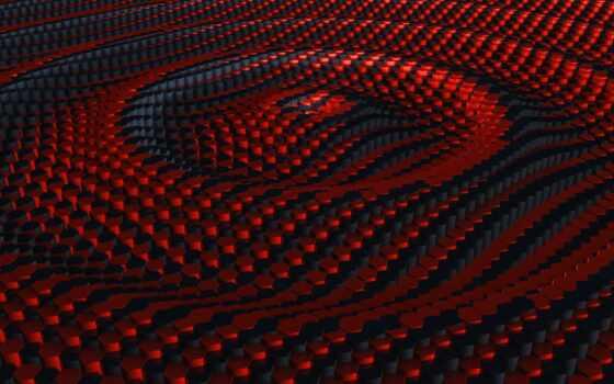 текстура, иллюзия, optical, footage, рельеф, волна