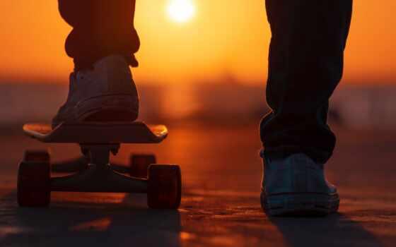 skateboard, skate, logo, skateboarding, driving, supreme