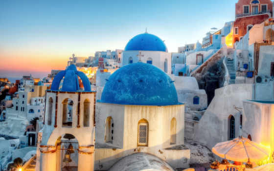 погода, santorini, greece, church, ºìà, ия,