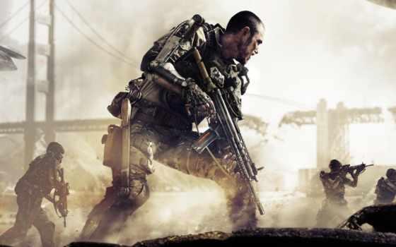 duty, колл, warfare, advanced, ost, современный, infinite, draconian, игры,