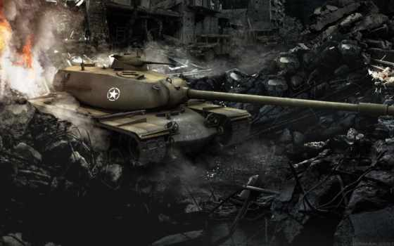 tanks, world, desktop, wot, танк,