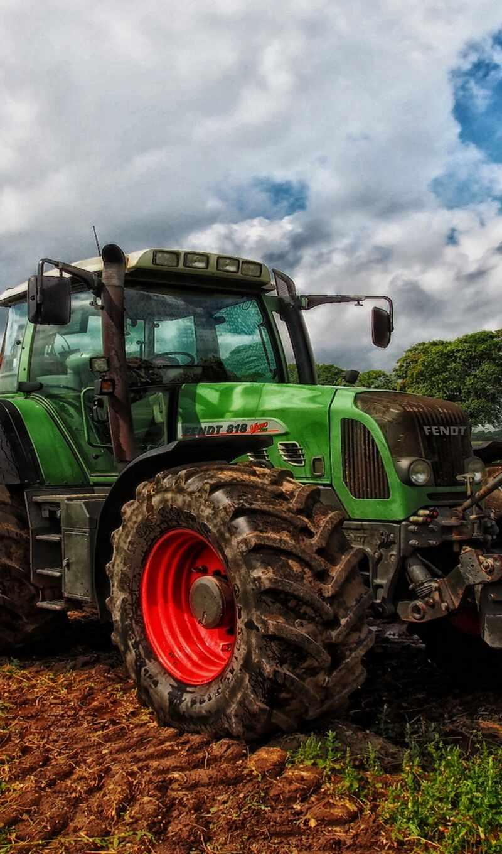 Картинки трактор может все
