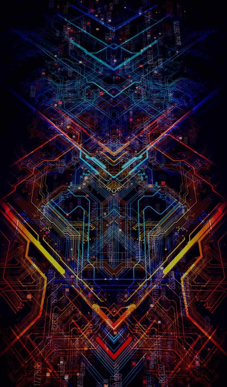 phoneky, art, visual,