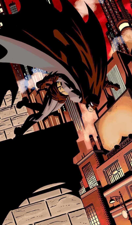 batman, graphic, novel